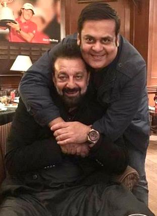 'No pretence, all heart' says Rahul Mittra on Sanjay Dutt's birthday