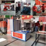 Western Railway Ahmedabad Division has successfully introduced a unique concept of Baggage Sanitization and Wrapping at Ahmedabad Railway Station. It is a first of its kind across the Indian Railways