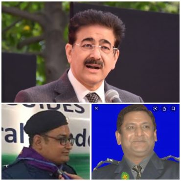Sandeep Marwah held meeting Scout's guides organization