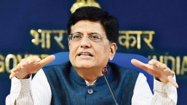 Shri Piyush Goyal holds virtual meeting with the industry ministers of states and UT administrators to promote industrial activity and investment