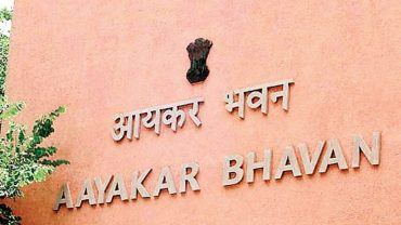 Income Tax Department conducts search on premises of Chinese entities