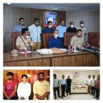 Biggest Drug Haul racket busted by CCB Anti-Narcotics Wing, three notorious drug peddlers arrested 204 Kg Cannabis (Ganja)seized worth Rs.1 Crore .