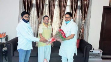 रवि भाटी को ग़ाज़ियाबाद जिले के दूरसंचार विभाग मे टेलीफोन एडवाइजरी कमेटी का सदस्य मनोनीत किया