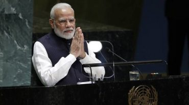Modi's key remarks in the UN General Assembly