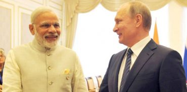 Telephonic conversation between PM and President of the Russian Federation