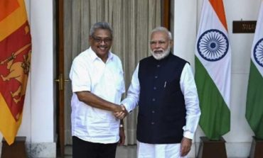 Telephonic conversation between PM and President of Sri Lanka and Prime Minister of Sri Lanka
