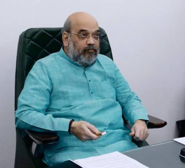 Union Home Minister Shri Amit Shah inaugurates and dedicates to the people development schemes in Gandhinagar district and city worth Rs. 15.01 crores via video conferencing