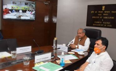 "Union Minister for Agriculture and Farmers Welfare Shri Narendra Singh Tomar launches ""Centralized Farm Machinery Performance Testing Portal"" in the Public Domain"