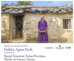 """Ministry of Tourism organises Dekho Apna Desh Webinar Series on """"Rural Tourism: From Previous Niche to Future Norm"""""""
