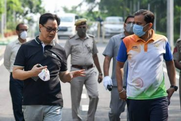 Elite, Developmental and Khelo India category shooters will be provided ammunition so they can continue training at home range: Shri Kiren Rijiju