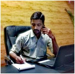 संजय गिरी गाजियाबाद वॉयस एडिटर के साथ बातचीत