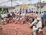 NFL distributes Cotton Plucking Machines to Farmers in Haryana