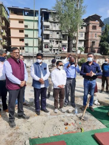 IFFCO's Organic JV with Sikkim Government, SIFCO begins construction of Integrated Food Processing Units at Rangpo, Sikkim