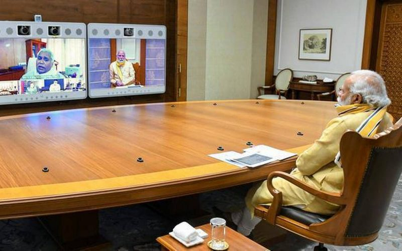 Prime Minister chairs meeting on the COVID-19 pandemic situation and vaccine delivery, distribution and administration.
