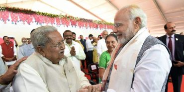 Text of PM's message on the demise of Shri Keshubhai Patel