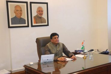 Shri PiyushGoyalsays Trade & economy most important pillars of India- European Union  partnership