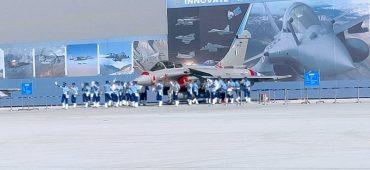 राफेल भी हुआ शामिल वायुसेना दिवस होगा और भी रोमांच भरा देखने को मिलेगी वायुसेना की ताकत