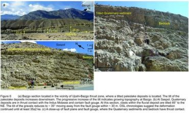 Newly identified tectonically active zone in Himalayas could alter earthquake study & predictions
