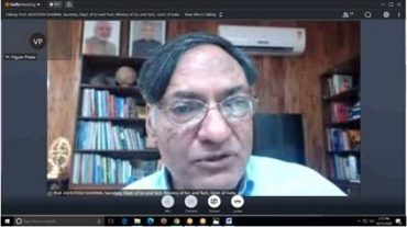 Science-Society-Setu webinar series initiated to strengthen S&T capacity of NGOs & Communities