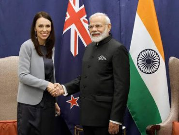 PM congratulates PM of New Zealand on her resounding victory