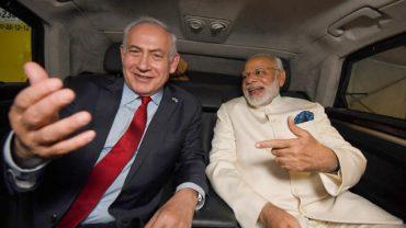 Phone call between Prime Minister Shri Narendra Modi and H.E. Mr. Benjamin Netanyahu, Prime Minister of Israel