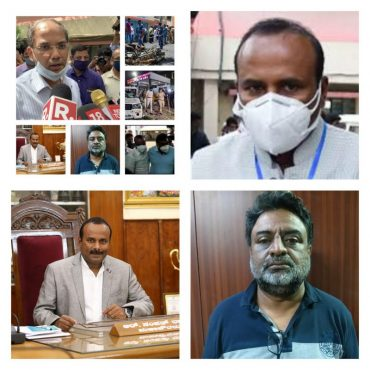 Bangalore riots accused Former Mayor Sampath Raj health drama flops,Taken back to parapana Agrahara jail .