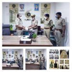 City Market police nab 2 with 6kg,55 grams, unaccounted gold ornaments worth Rs.3 Crore in Bengaluru.
