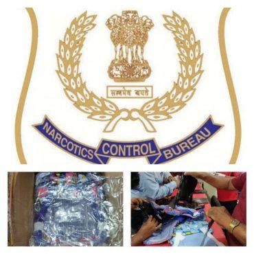 NCB busts international level pseudoephedrine smuggling Racket,four arrested in Bengaluru Seized 6.870 kg Pseudoephedrine drugs :