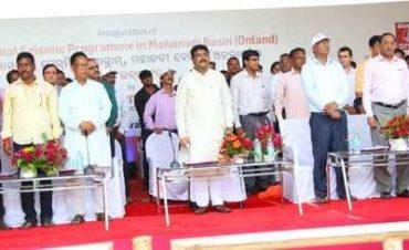 Shri Dharmendra Pradhan inaugurates OIL's Seismic Survey Campaign in Mahanadi Basin (Onland)