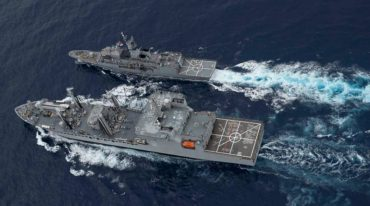 Exercise MALABAR 2020 Concludes in Arabian Sea