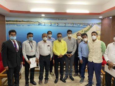 पश्चिम रेलवे अहमदाबाद मंडल के 18 कर्मचारियों को अनुकरणीय कार्य के लिए मिला प्रमुख मुख्य वाणिज्य प्रबंधक अवार्ड