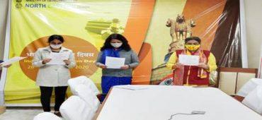 Constitution Day Celebration in MDoNER
