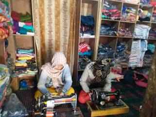 KHADI Bringing Smile by Creating Employment in Kargil-Leh