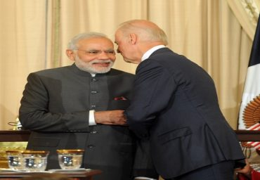 Telephone conversation between Prime Minister Narendra Modi and His Excellency Joseph R. Biden, President-elect of the United States of America
