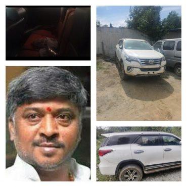 Former Minister Varthur Prakash kidnapped!,Hundreds of doubts! released after paying ransom RS.48 lakhs ;