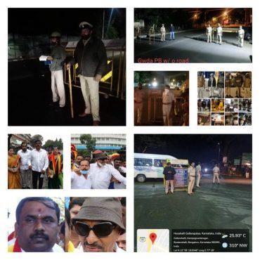 Karnataka bandh by pro-Kannada body fails, Heavy police deployed,No untoward incident took place in Bengaluru: