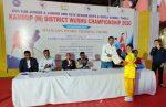 Minakshi Singha honoured with Little Champion Award