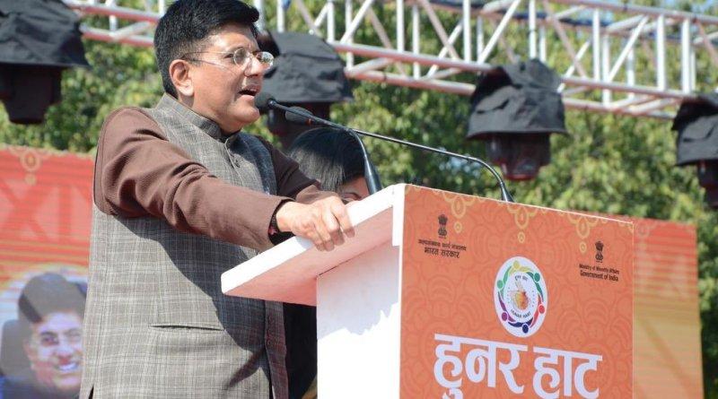 Joint Review of AYUSH Trade and Industry by Piyush Goel and Shripad Naik tomorrow