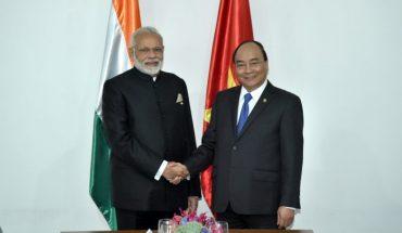Virtual Summit between Prime Minister Shri Narendra Modi and Prime Minister of Vietnam H.E. Nguyen Xuan Phuc