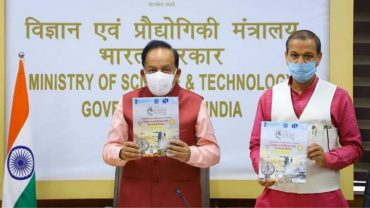 Dr Harsh Vardhan digitally addresses the virtual Curtain Raiser Ceremony by ICMR-National Institute of Research in Tribal Health, Jabalpur as a part of 6th India International Science Festival 2020