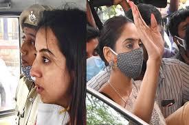 Sandalwood Drug case: Bengaluru CCB Police conducts hair follicle test on Ragini,Sanjana: