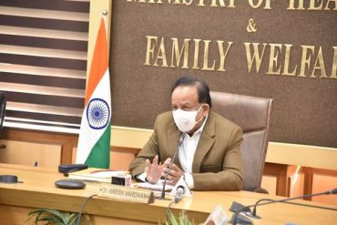 Dr. Harsh Vardhan digitally inaugurates the 7th NHM National Summit on Good, Replicable Practices through a video conference
