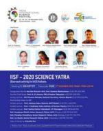 VigyanYatras to promote Scientific Temper among Masses being organised by various institutions ahead of IISF 2020
