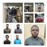 Four Notorious Inter-state Drug Peddlers arrested by Anti-Narcotics Wing, CCB,Seized Narcotics substances worth Rs.1.15 Crore.