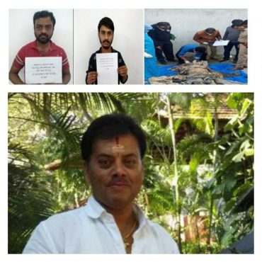 Two held,Clueless Murder case of Priest detected by Kadugodi police after 108 days :