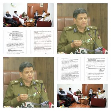 New Year's Eve:No-man's Zone at Multiple places,Section 144 Imposed across city,Elaborate Security arrangements made by BCP – Kamal Pant