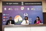 Film Makers of IFFI-51 Indian Panorama meet the Media
