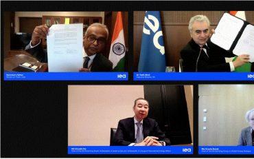 India signs Strategic Partnership Agreement with International Energy Agency (IEA)