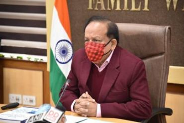 Dr. Harsh Vardhan presides over Foundation Day Celebrations and Launch of Decadal year of ICMR-NCDIR