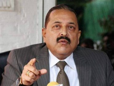 No proposal to launch a new pension policy for central civil pensioners:Dr Jitendra Singh